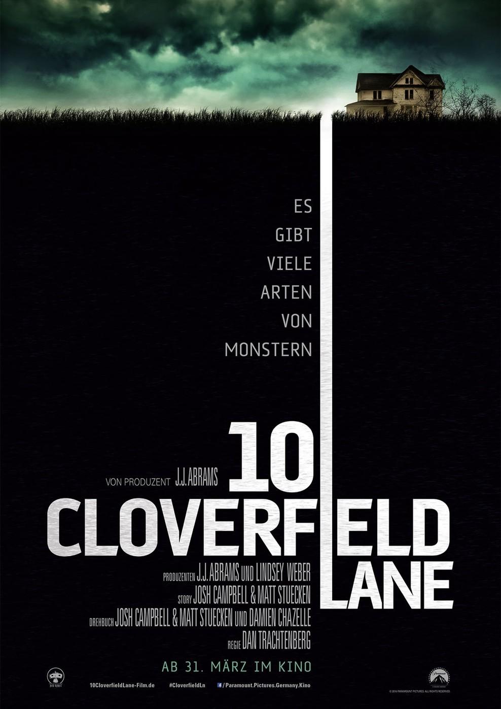 10 Cloverfield Lane (Poster)
