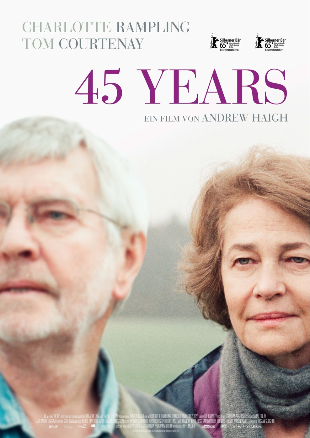 45 Years (Poster)