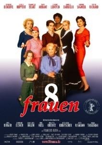 8 Frauen (Poster)