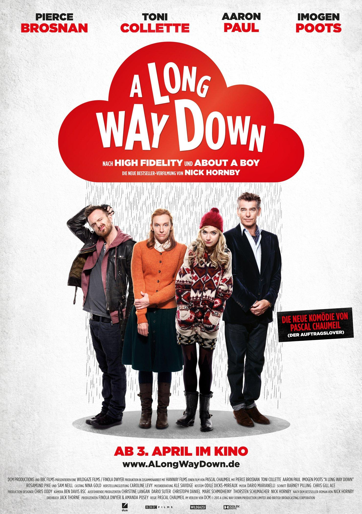 A Long Way Down (Poster)