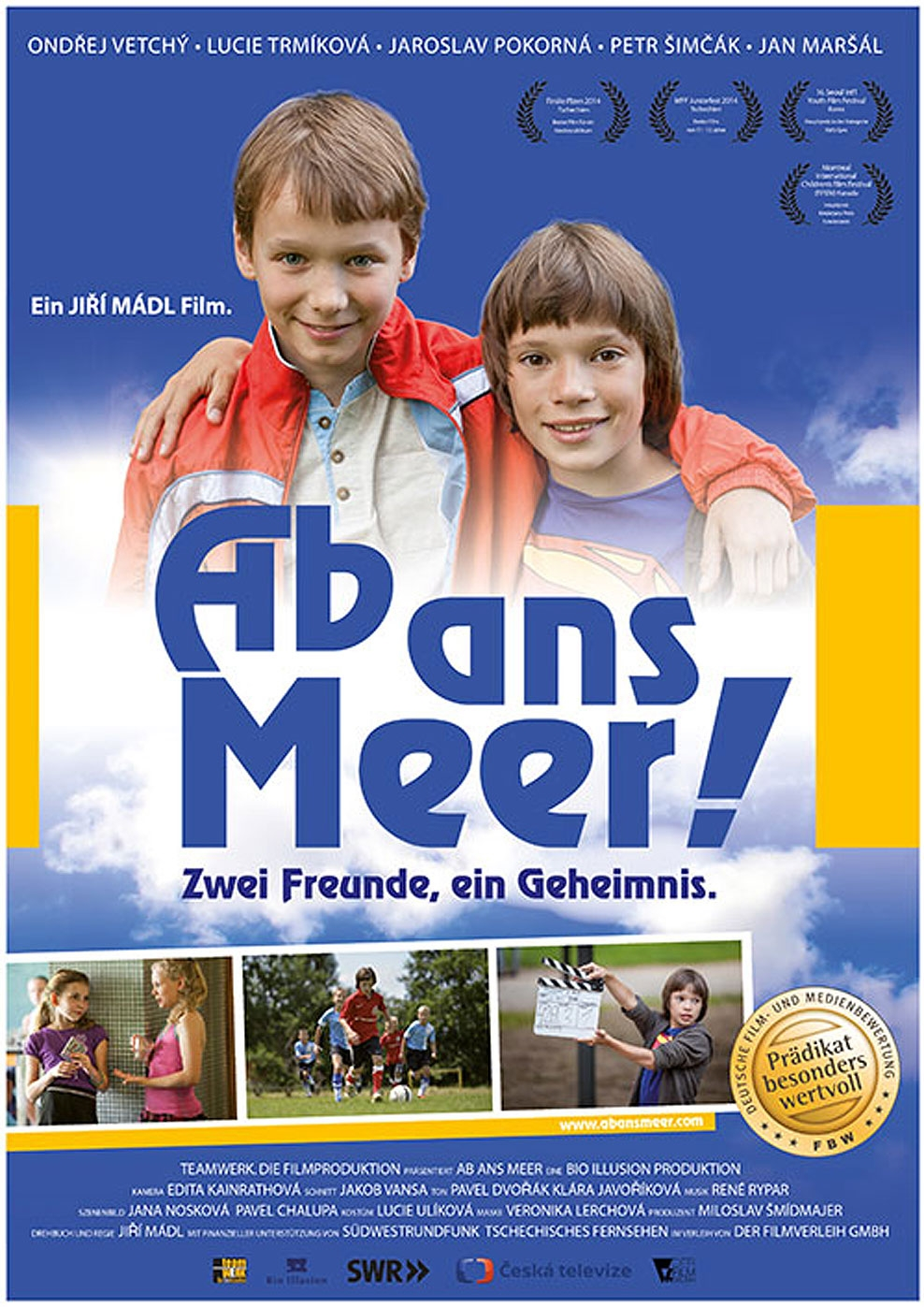 Ab ans Meer! (Poster)