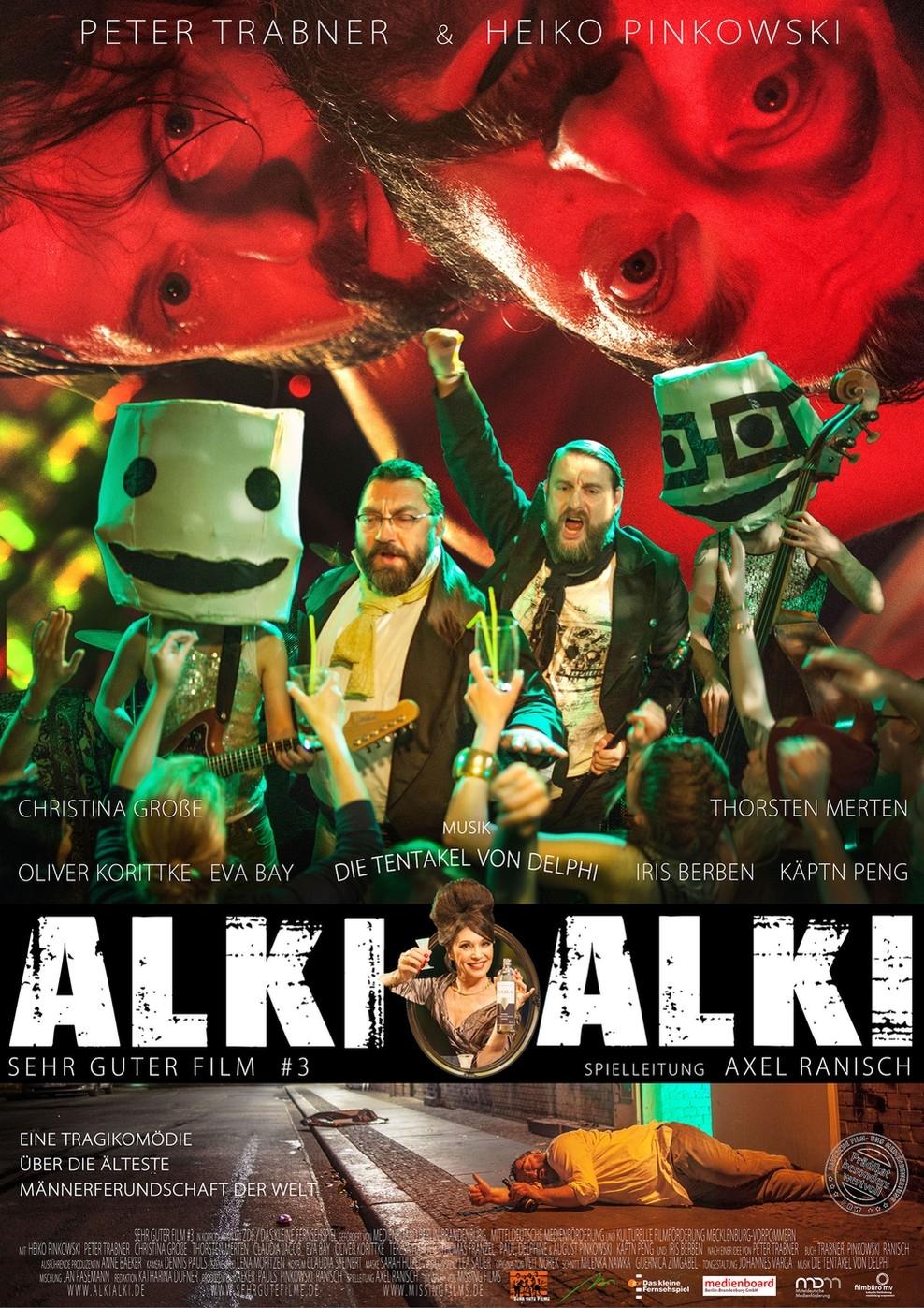 Alki Alki (Poster)