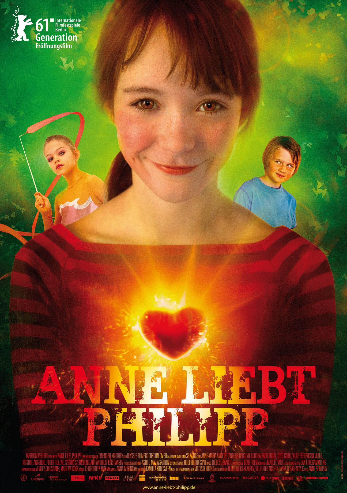 Anne liebt Philipp (Poster)