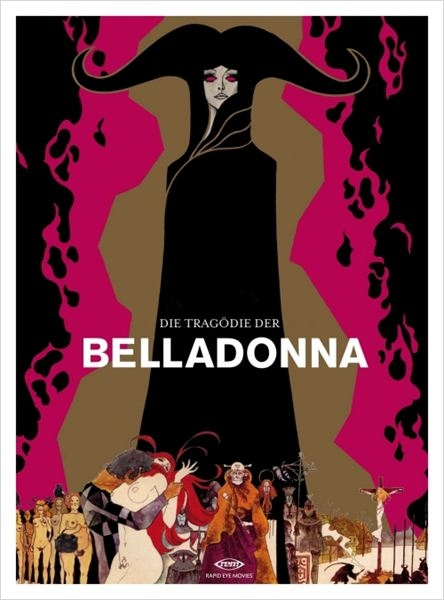 Belladonna Of Sadness (Poster)