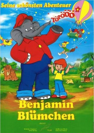 Benjamin Blümchen - Seine schönsten Abenteuer (Poster)