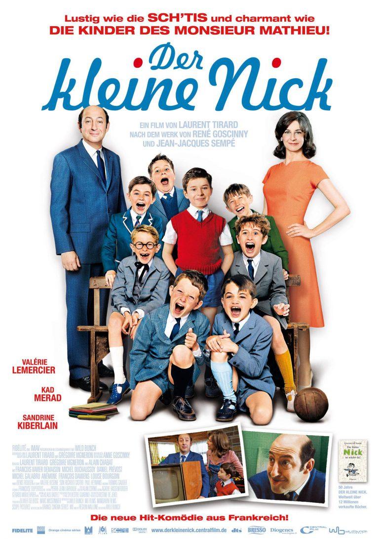 Der kleine Nick (Poster)