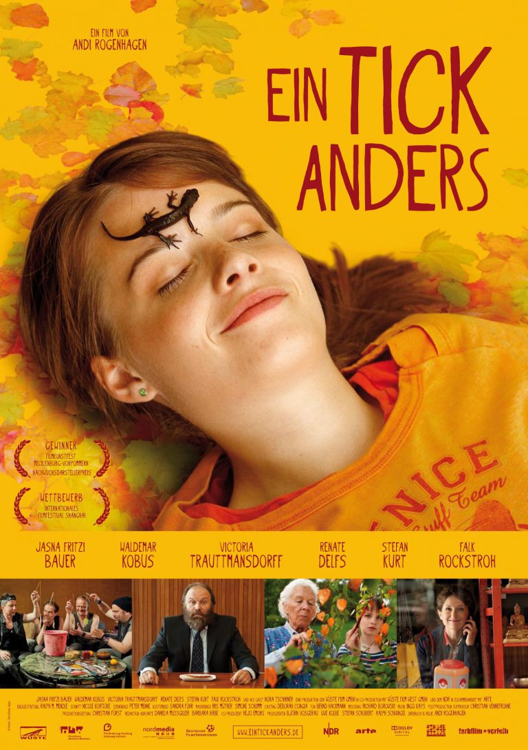 Ein Tick anders (Poster)