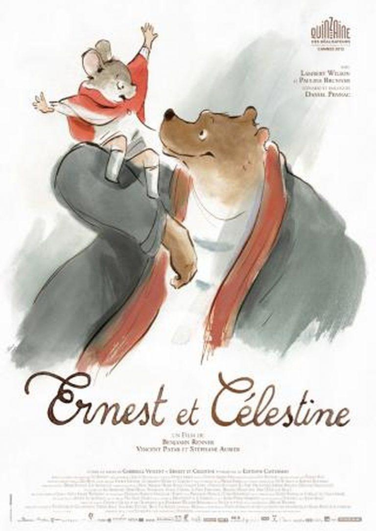 Ernest & Célestine (Poster)