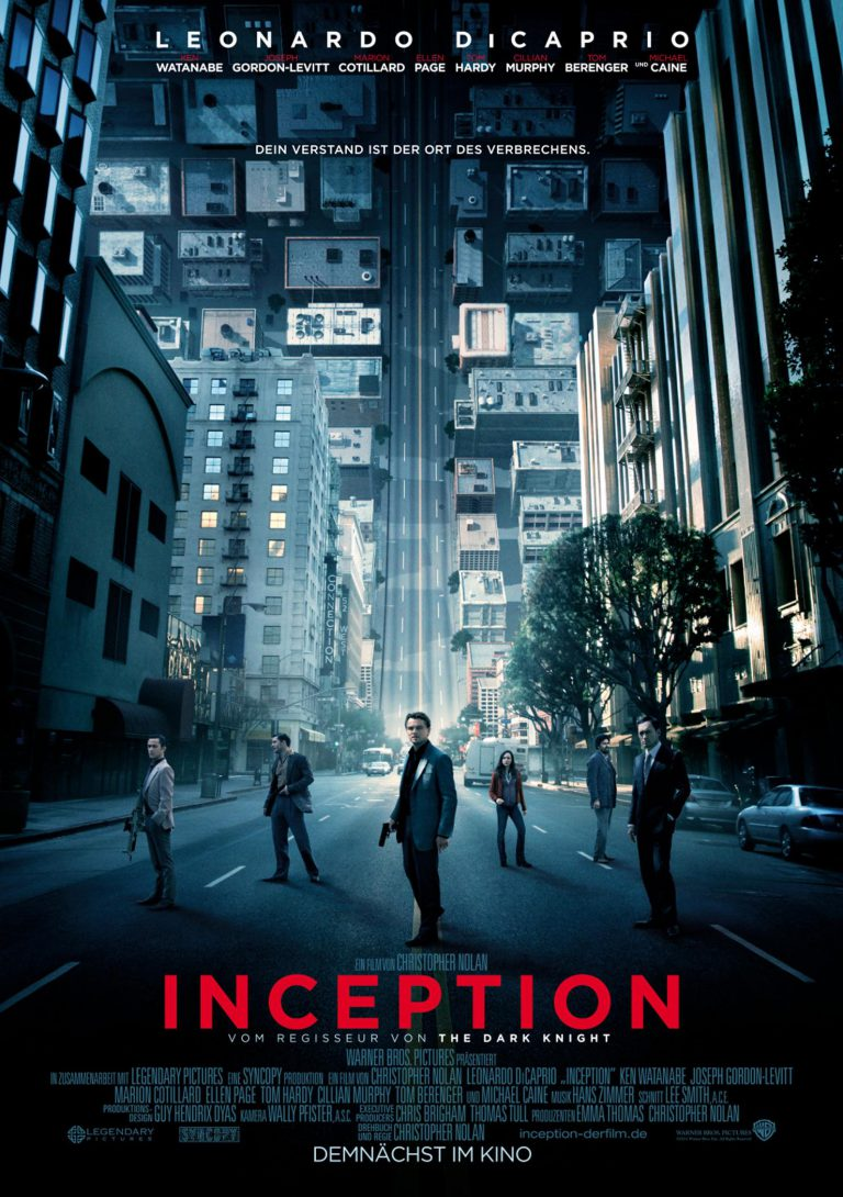 Inception (Poster)