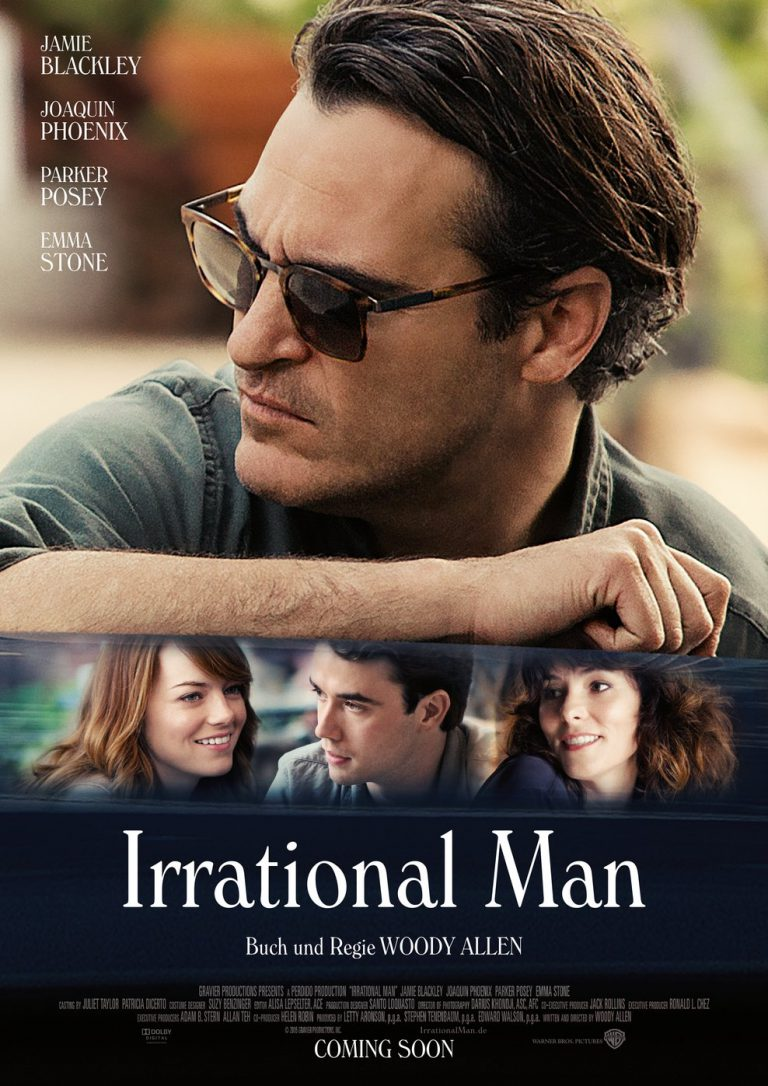 Irrational Man (Poster)