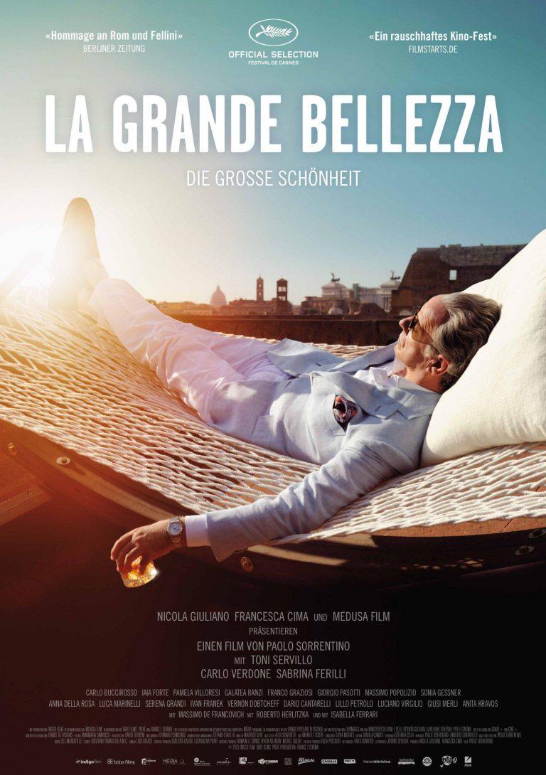 La grande bellezza - Die große Schönheit (Poster)