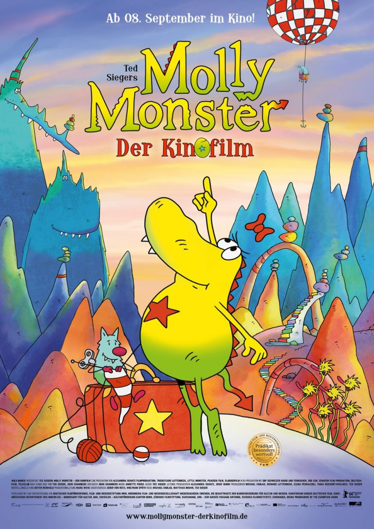 Molly Monster - Der Kinofilm (Poster)