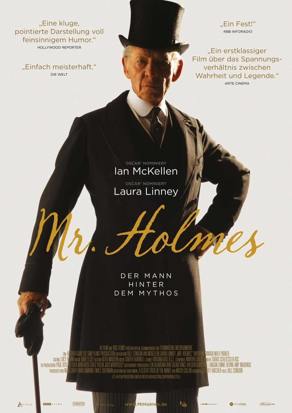 Mr. Holmes (Poster)