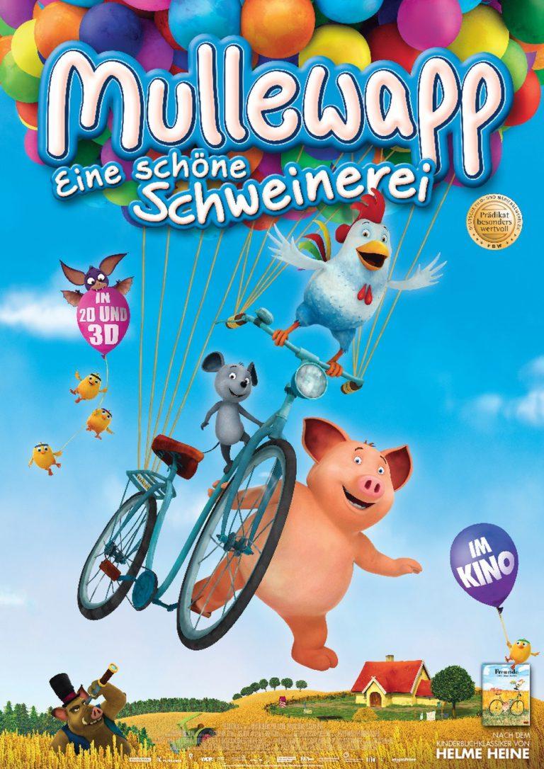 Mullewapp - Eine schöne Schweinerei (Poster)