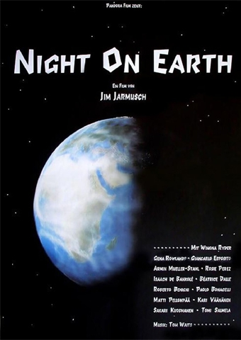 Night on Earth (Poster)