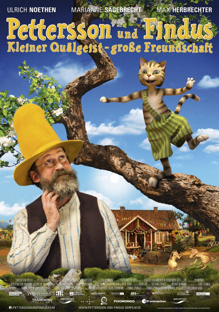 Pettersson & Findus - Kleiner Quälgeist, große Freundschaft (Poster)
