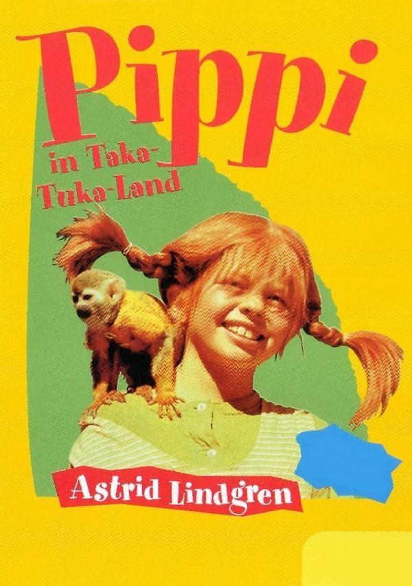 Pippi in Taka-Tuka-Land (Poster)