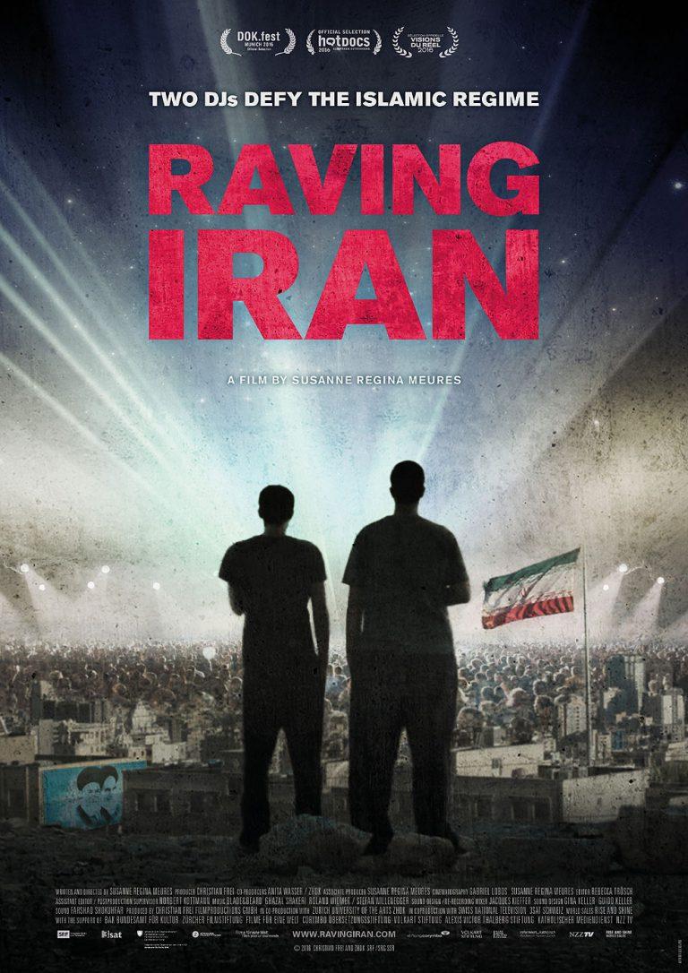 Raving Iran (Poster)