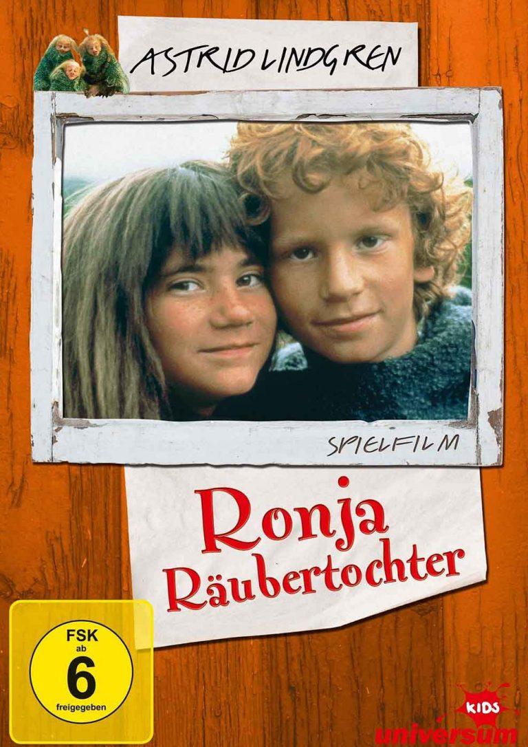 Ronja Räubertochter (Poster)