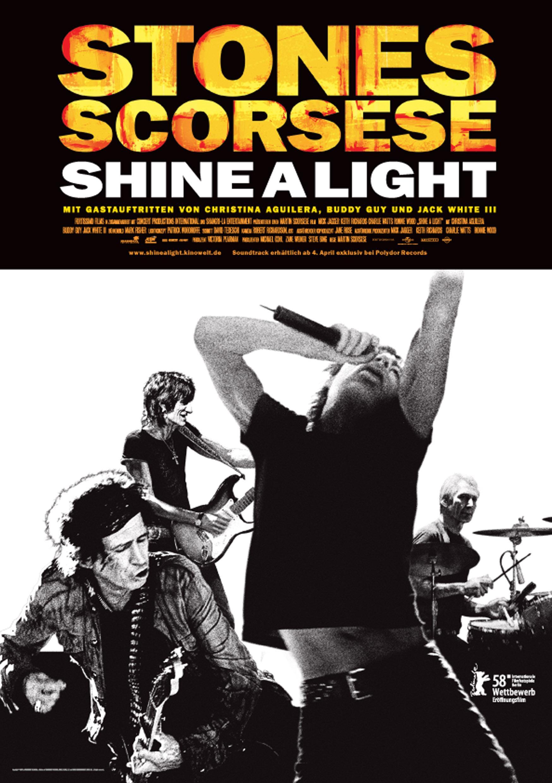 Shine a Light (Poster)