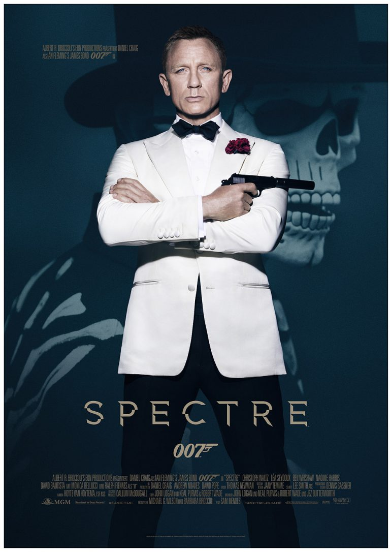 Spectre (Poster)