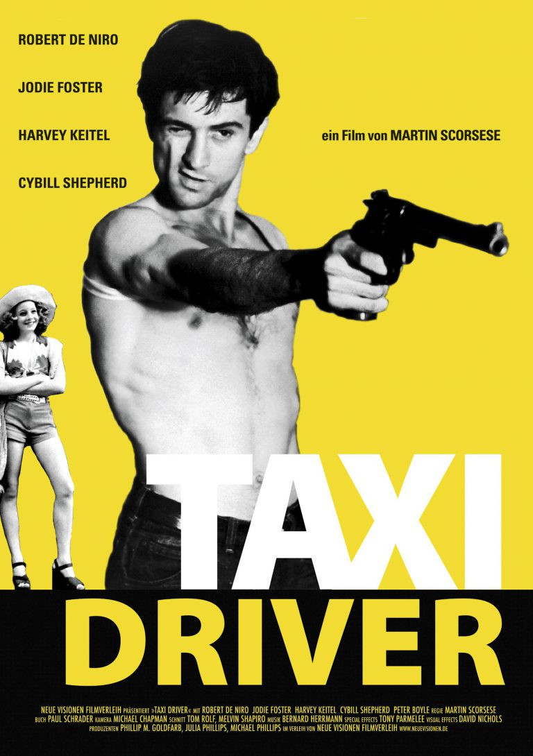 Taxi Driver (Poster)