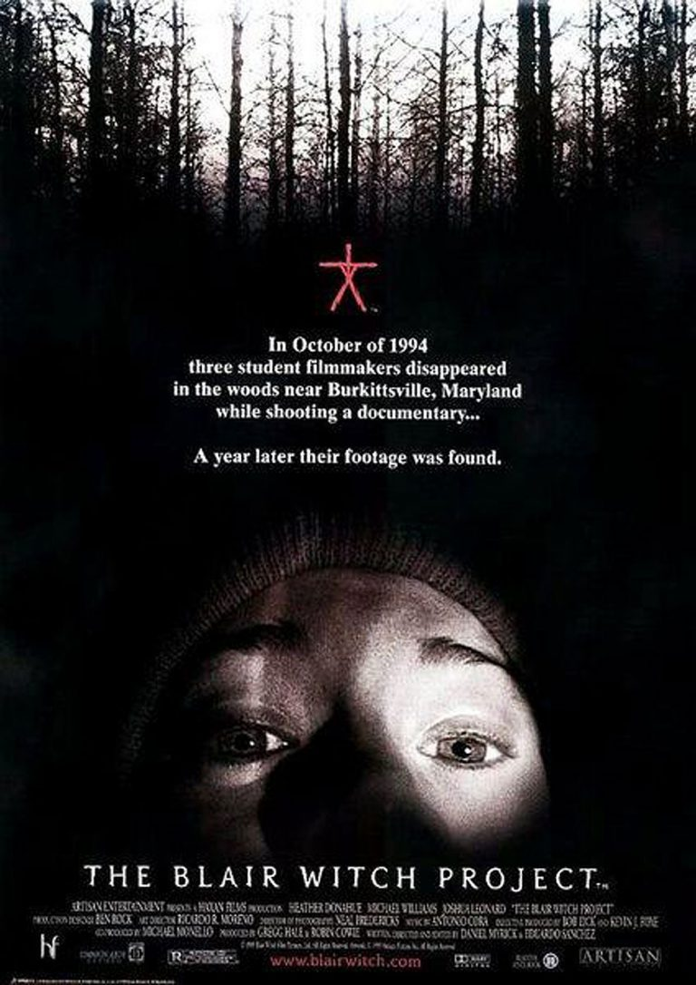 The Blair Witch Project (Poster)