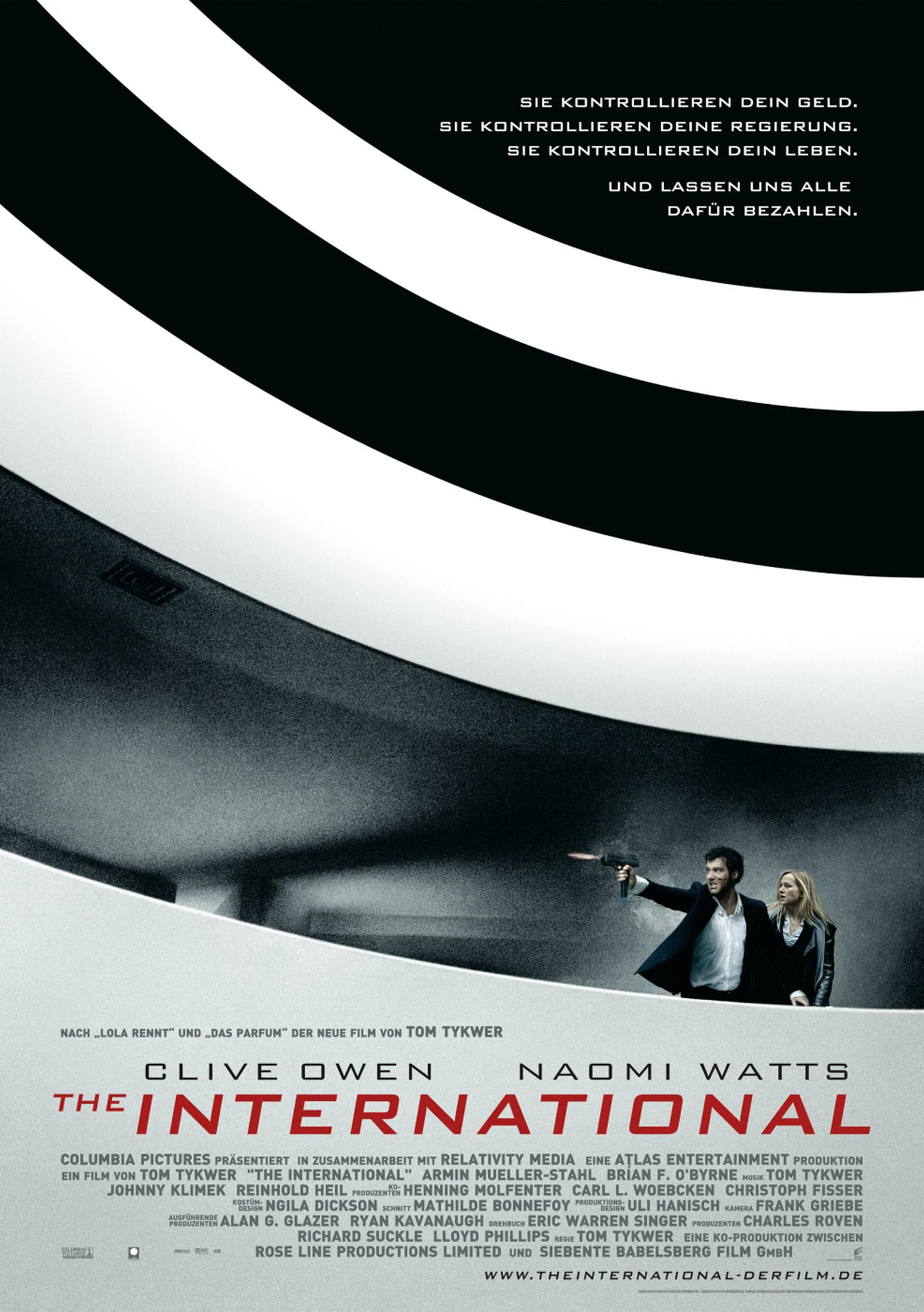 The International (Poster)