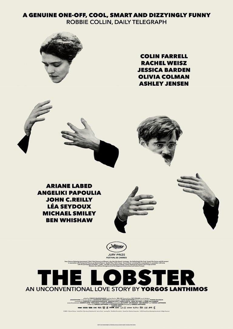 The Lobster - Eine unkonventionelle Liebesgeschichte (Poster)