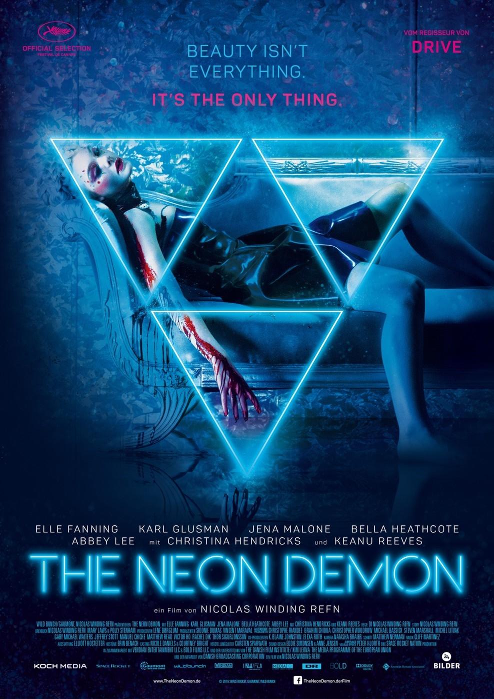 The Neon Demon (Poster)