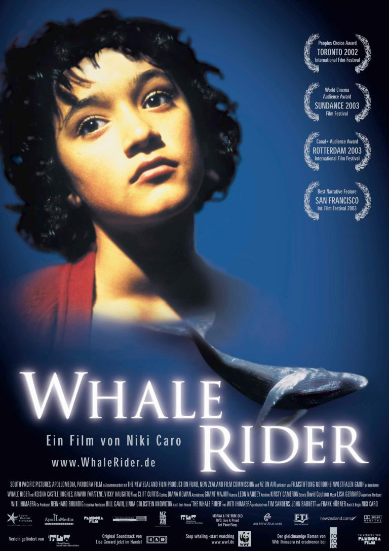Whale Rider (Poster)