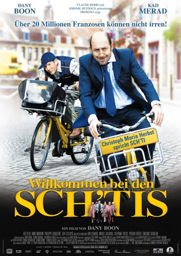 Willkommen bei den Sch'tis (Poster)