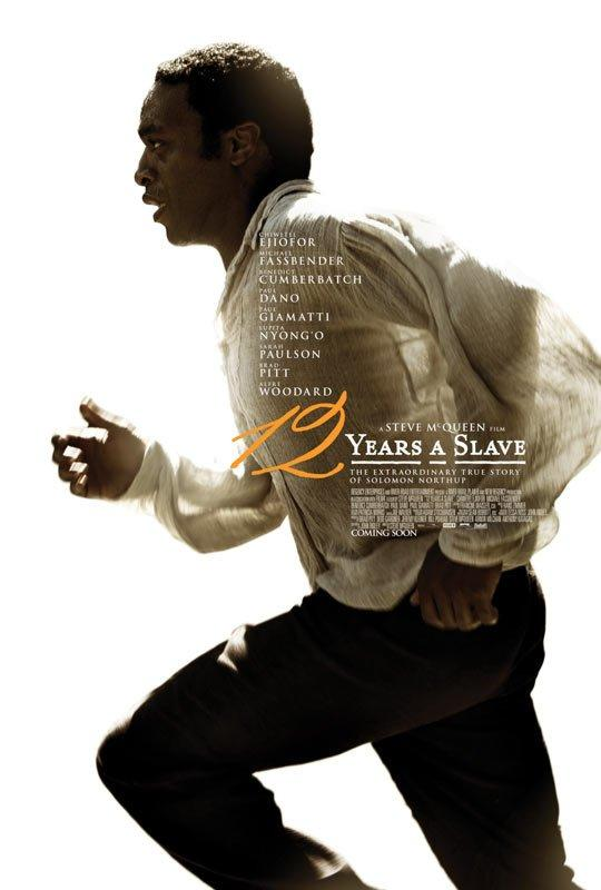 12 Years a Slave (Poster)