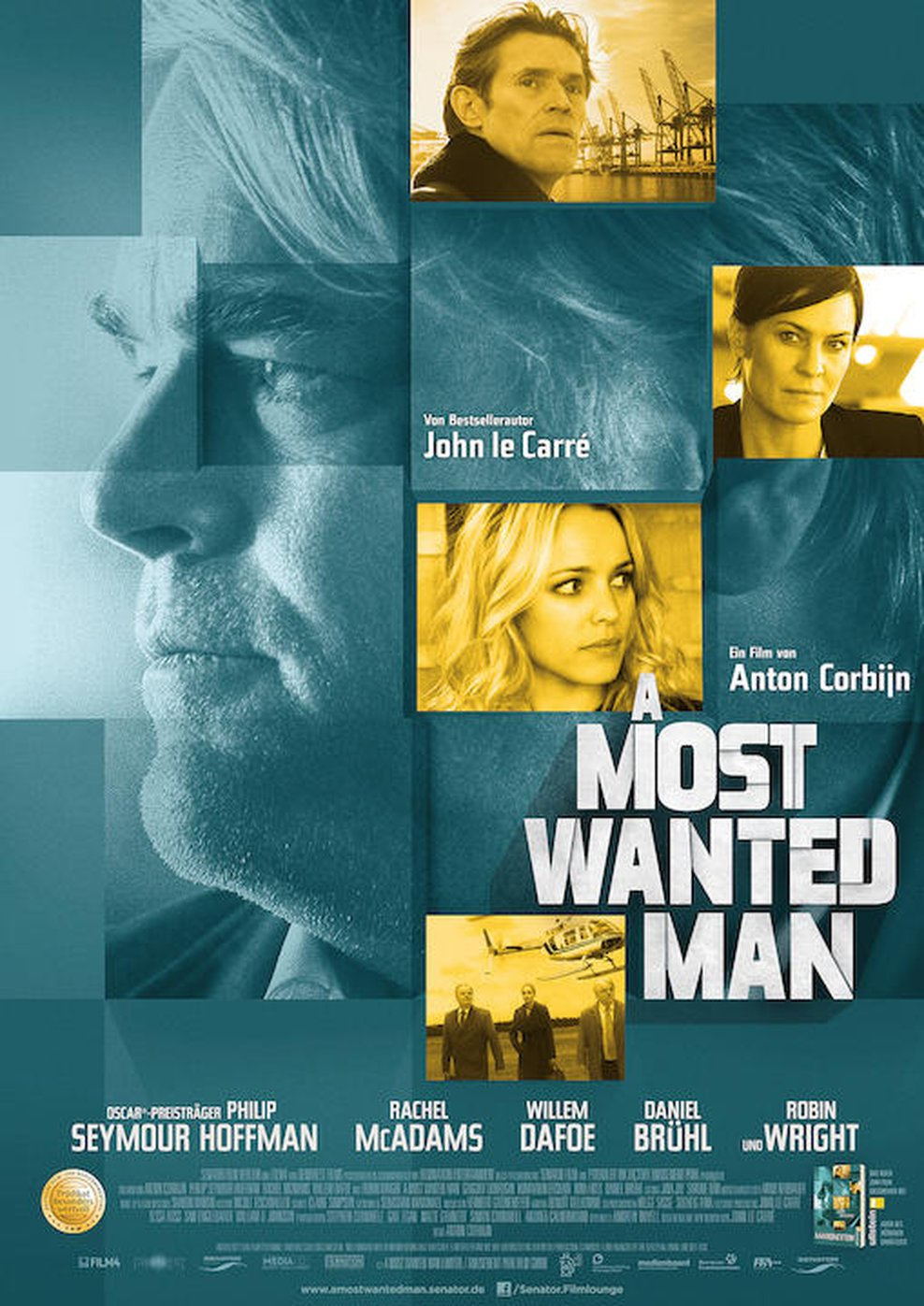 A Most Wanted Man (Poster)