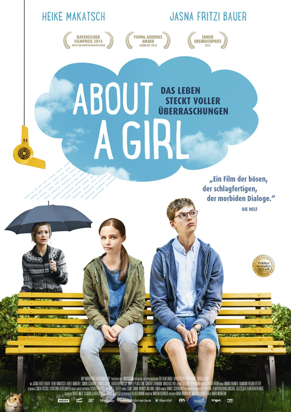 About a Girl (Poster)