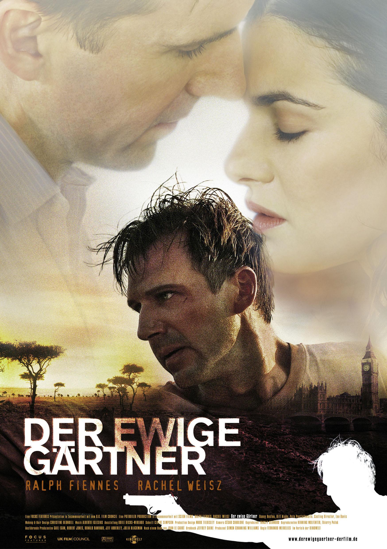 Der ewige Gärtner (Poster)