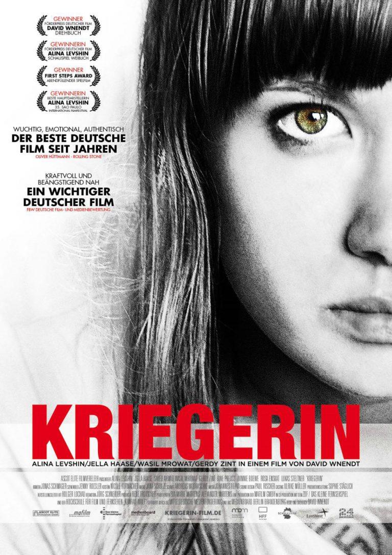 Kriegerin (Poster)