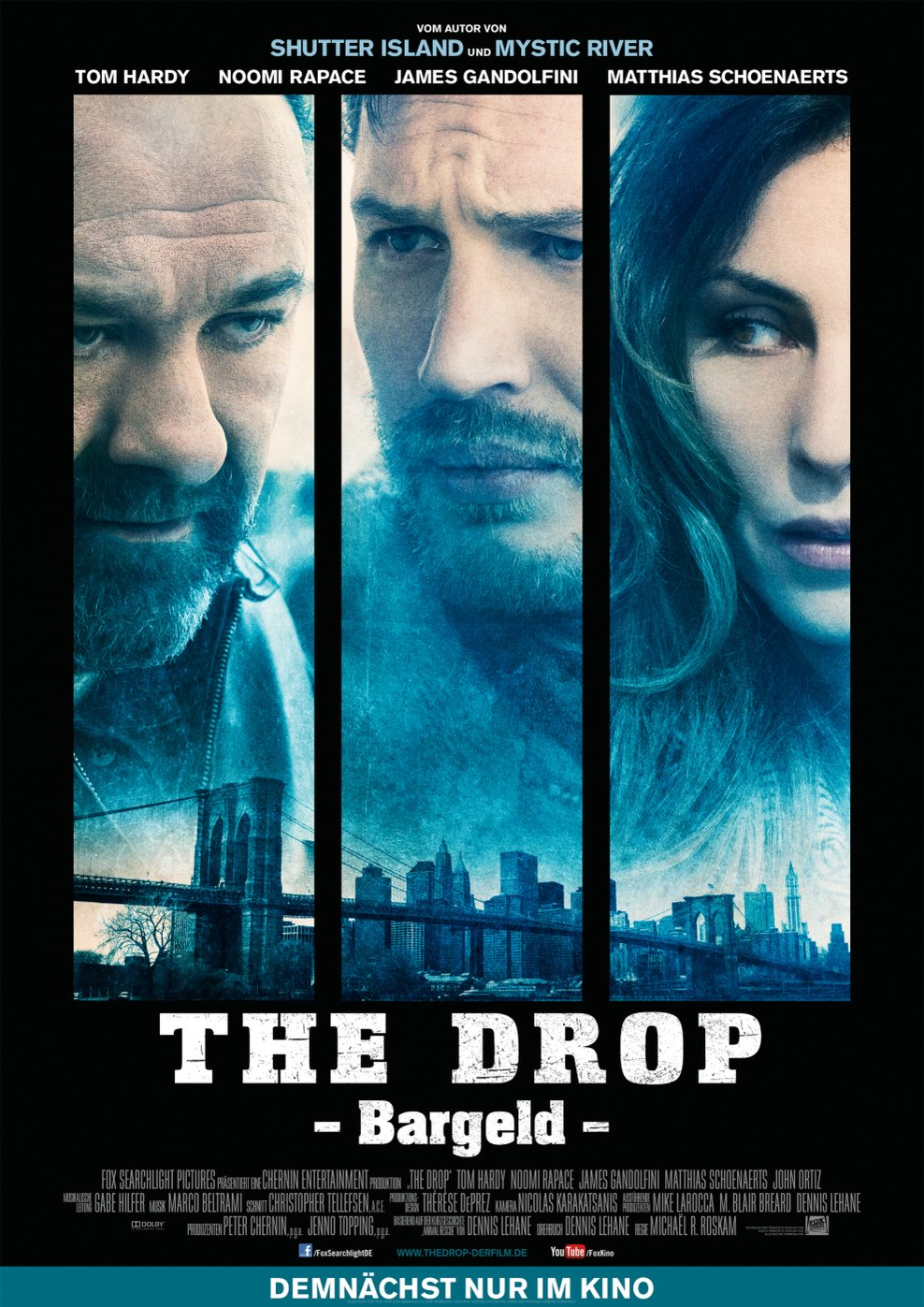 The Drop - Bargeld (Poster)
