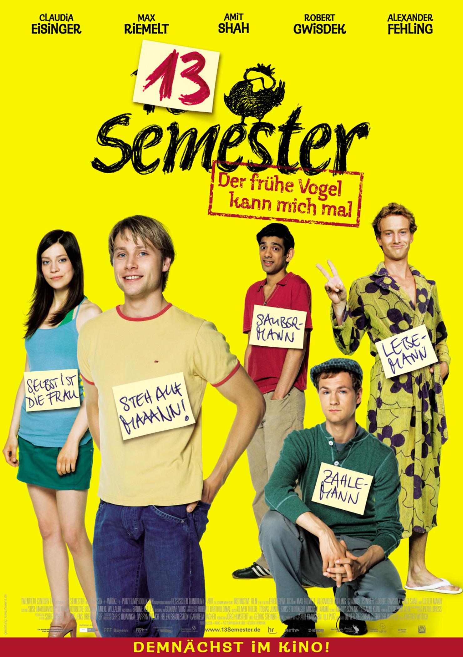 13 Semester (Poster)