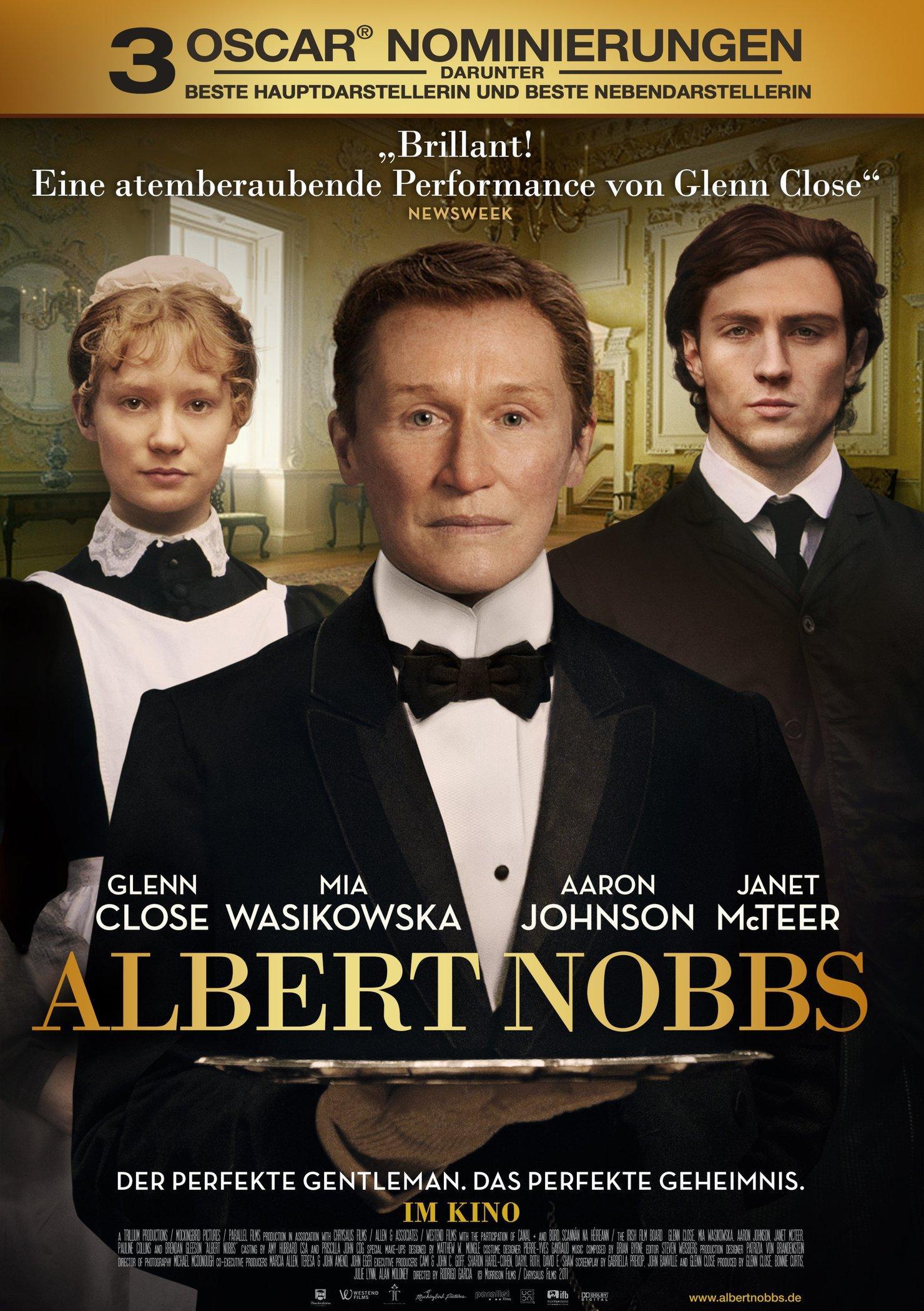 Albert Nobbs (Poster)