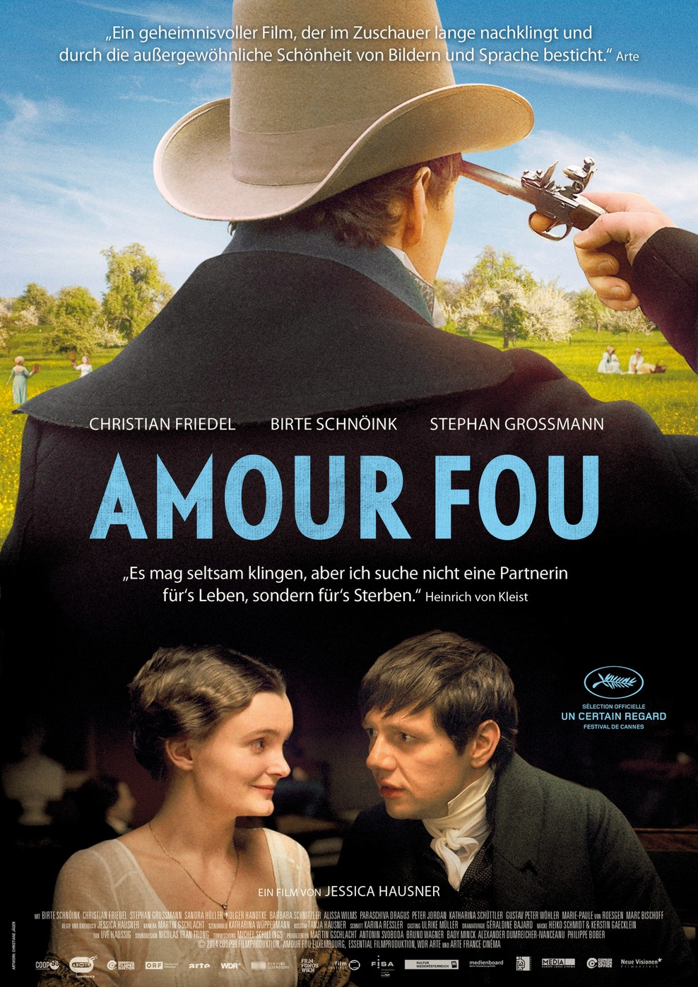 Amour Fou (Poster)