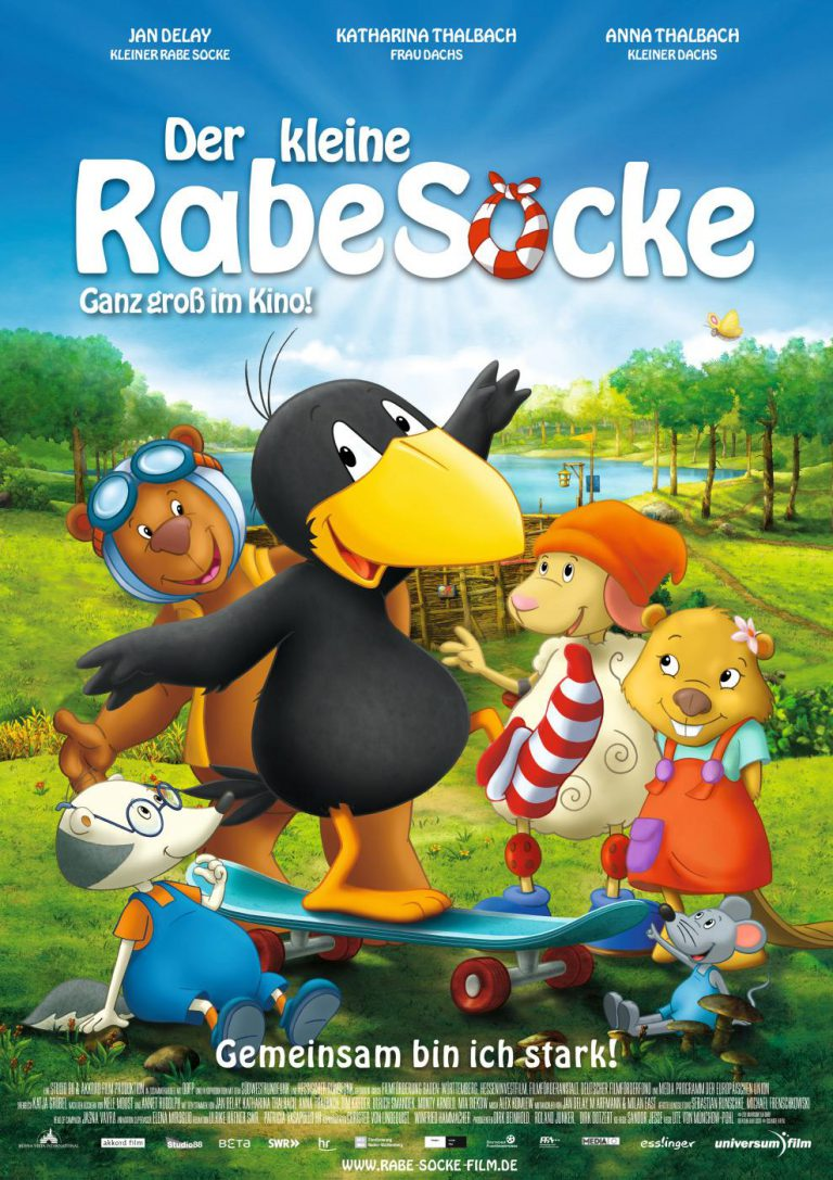 Der kleine Rabe Socke (Poster)