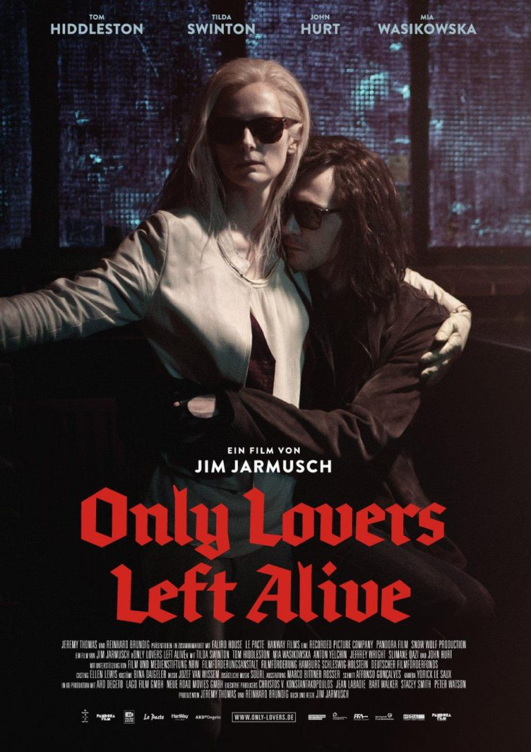 Only Lovers Left Alive (Poster)