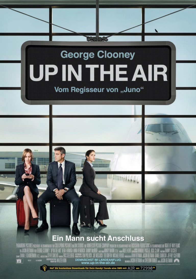 Up in the Air (Poster)