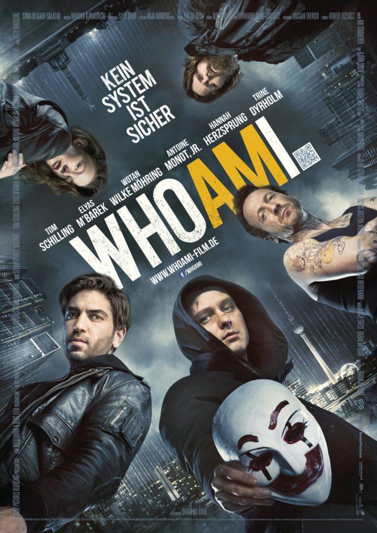 Who Am I - Kein System ist sicher (Poster)