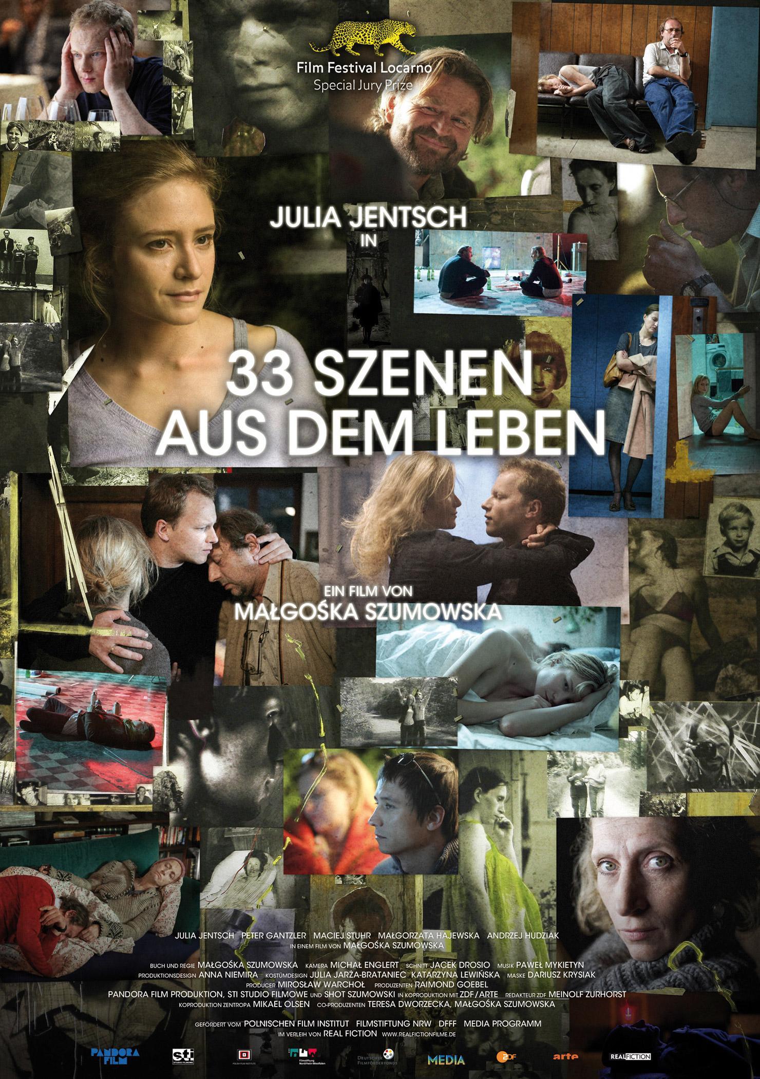 33 Szenen aus dem Leben (Poster)