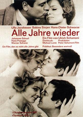Alle Jahre wieder (Poster)