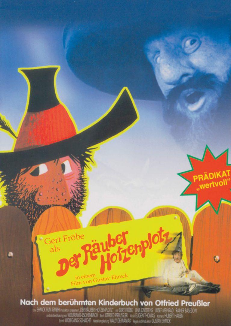 Der Räuber Hotzenplotz (1973) (Poster)