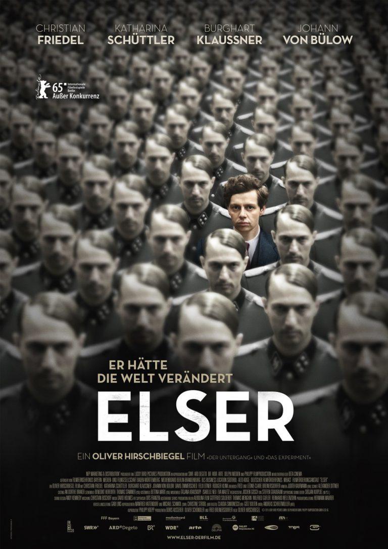 Elser - Er hätte die Welt verändert (Poster)
