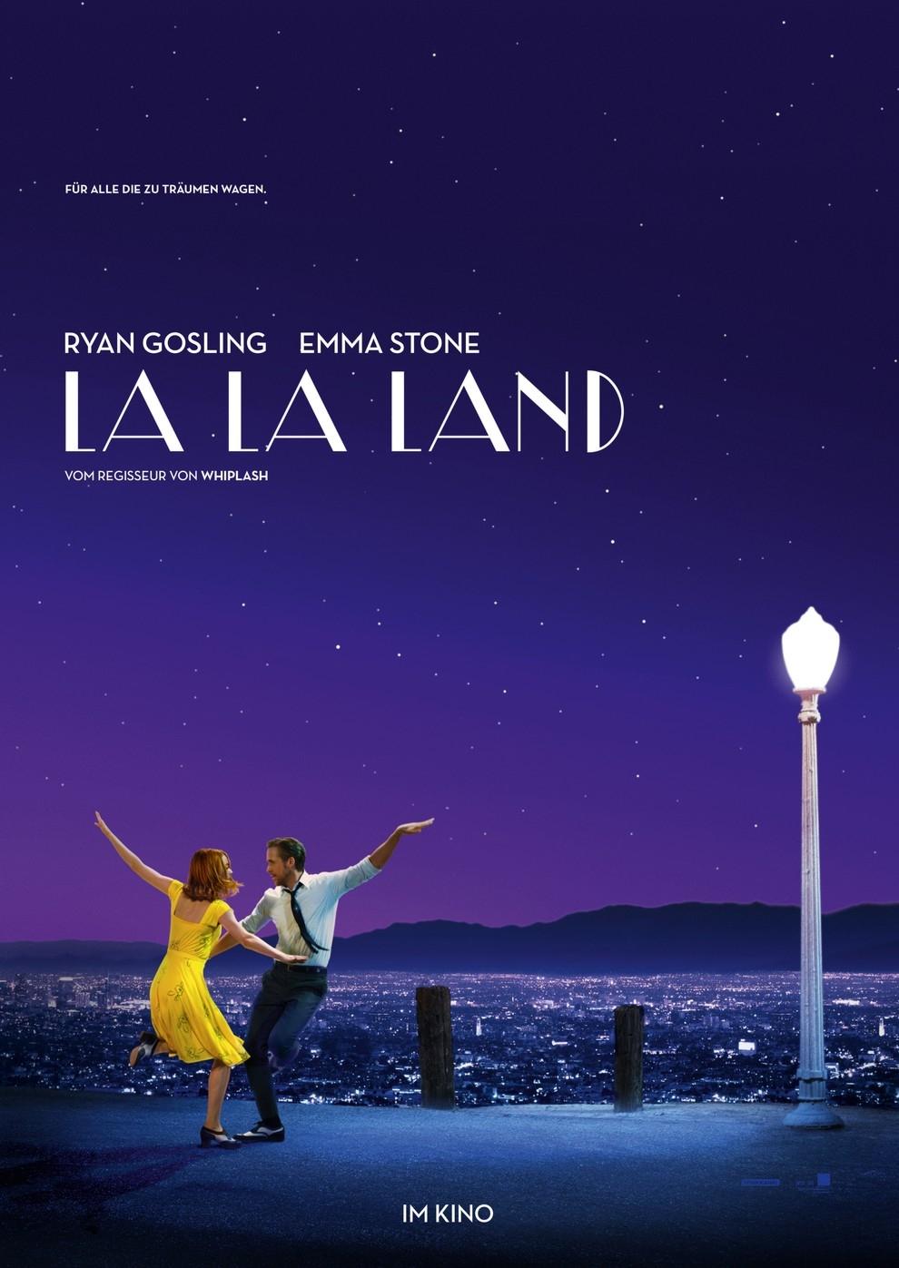 La La Land (Poster)